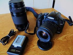 Canon EOS 450D camera Package