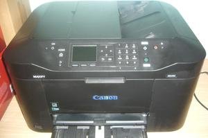Canon MAXIFY MB A4 Colour Multifunction Inkjet Printer Print/Scan/Copy/Fax