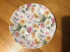 St George Chintz Plate