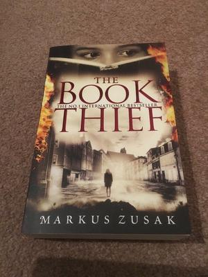 The Book Thief by Markus Zusak, Paperback, New Condition, ( Edition), 584 Pages