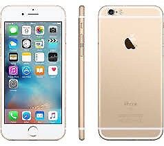 Iphone 6S - Gold £250