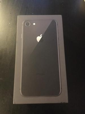 SEALED iPhone 8 Space Grey 64GB Locked To Vodafone