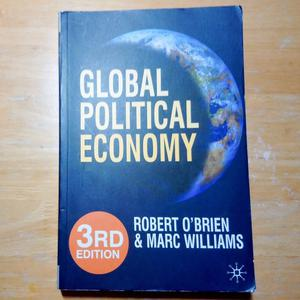 Global Political Economy: Evolution and Dynamics (used, very good condition)