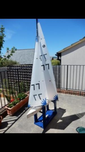 Remote Control Racing Yacht