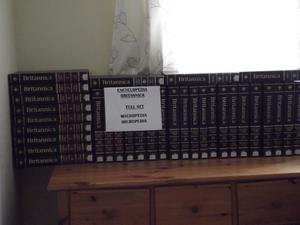 ENCYCLOPAEDIA BRITANNICA:  the last printed edition Free delivery 50 miles from Falkirk