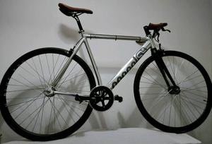 50% off! Single speed road bicycle new