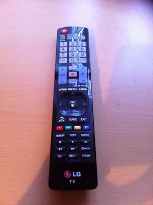 LG TV REMOTE CONTROL (AKB) REMOTE ONLY!