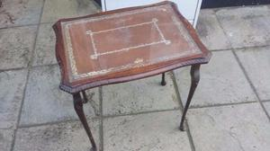 Vintage Antique Drinks Table Can deliver locally