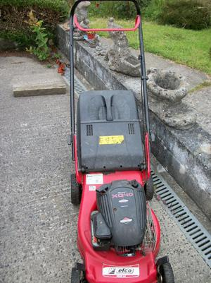 EFCO SPRINT XQ40 PUSH MOWER