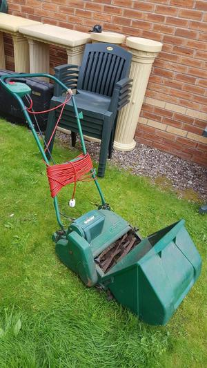 Qualcast Electric Rotary Mower