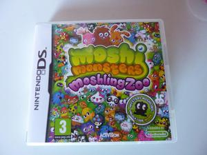DS Moshi Monsters game