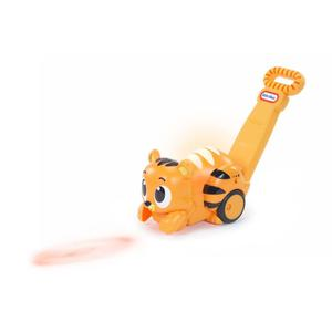S#Little Tikes Catchin' Lights Tiger Push Along Toy Baby