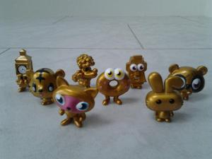 Moshi Monsters Limited Edition Gold Collection 2