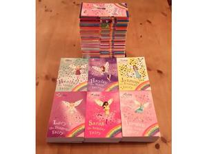 Rainbow Magic Children's Book Collection in Attleborough