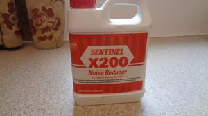 Sentinel X200 noise reducer for central heating systems