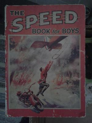 The Speed Book for Boys  in very good condition