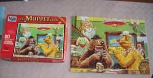 Vintage jigsaw The Muppet Show