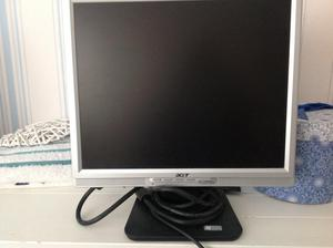 17 inch Acer LCD Monitor.
