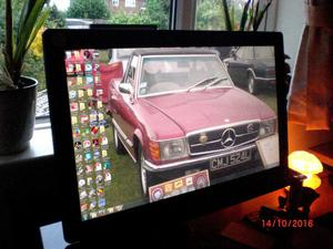 """27"""" Touch-Screen PC Monitor - Price Reduced"""