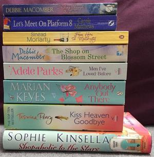 Book Bundle Women's Fiction / Chic Lit
