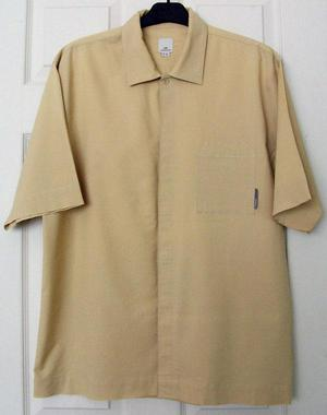 GORGEOUS MENS SHORT SLEEVE SHIRT BY SONNETI SZ XL B8