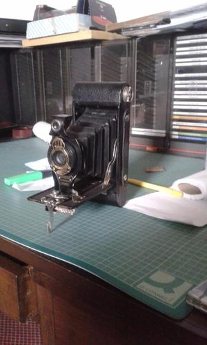 Kodak No 2 A Folding Autographic Brownie Camera