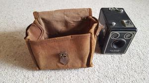 original vintage 's box brownie camera