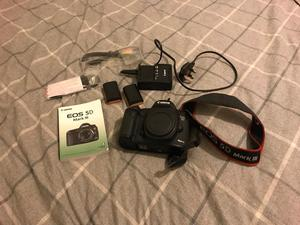 Canon eos 5d mk iii LOW SHUTTER COUNT