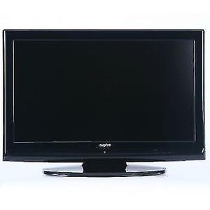 """32"""" Sanyo CE32LD47B HD Ready Digital Freeview LCD TV 32 InchTelevision in VGC"""