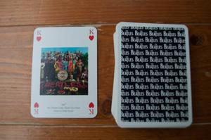 Beatles Official Playing Cards Pack