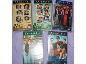 FRIENDS SERIES on Vhs
