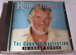 KENNY ROGERS THE COUNTRY COLLECTION CD