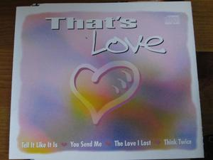 Ktel's That's Love (Incl P&P)