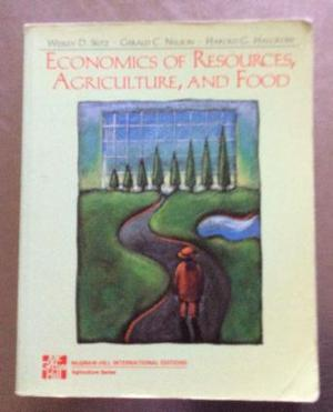 Economics of Resources Agriculture and Food