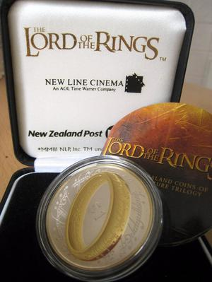 Lord of the Rings Ring of Power