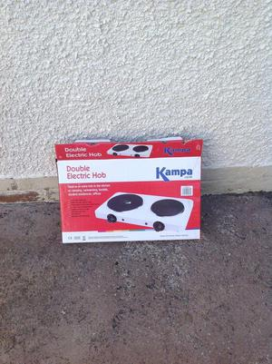 Kampa 2 ring electric hot plates