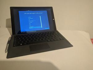 Microsoft Surface Pro GB - With Type Cover 3 & Pen Laptop/Tablet