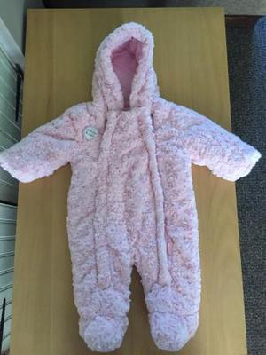 Never worn! George 3-6 month snow suit