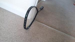 Prince Power Extender Oversize Squash Racket + a cover
