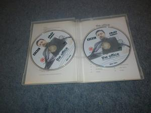 THE OFFICE - COMPLETE 1ST SERIES/2ND SERIES/XMAS SPECIALS