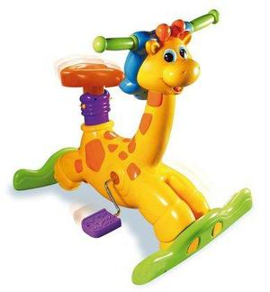 V-TECH RIDE AND LEARN GIRAFFE