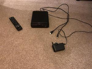 Freeview box with DVR