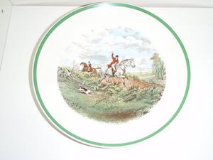 Vintage Spode Copeland cup and soup plate