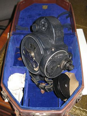 Bell and Howell 70E cine camera