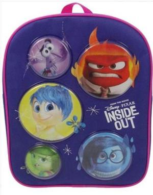Disney Pixar Inside Out Junior Backpack Childs Kids Rucksack