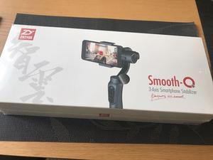 Zhiyun Smooth Q 3-Axis Handheld Smartphone Gimbal Stabilizer Smooth-Q