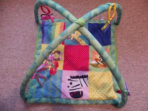 Chad Valley Jungle Play Gym Activity Floor Mat