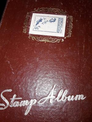 362 Stamps In This Book