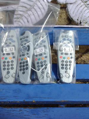 4 x New Skybox Remotes