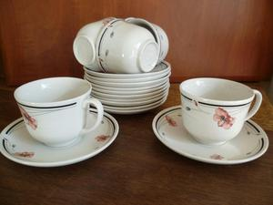Poole Pottery coffee set